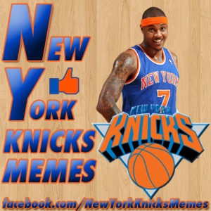 New York Knicks Memes LOGO Template