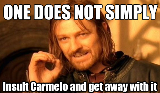 Melo Haters: GTFO