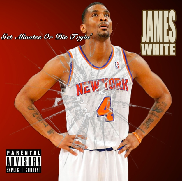 Knicks Player James White to Release Solo Album
