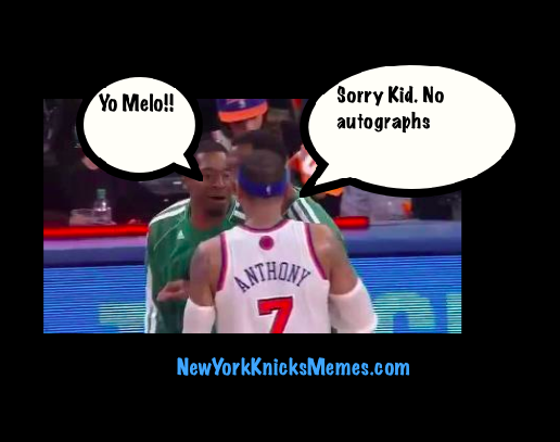 Melo and Crawford
