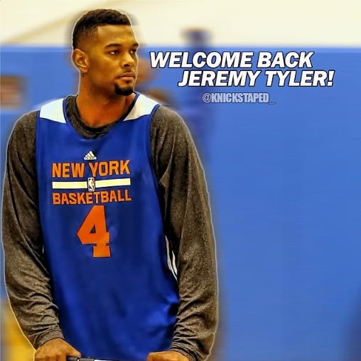 The Newest Knick
