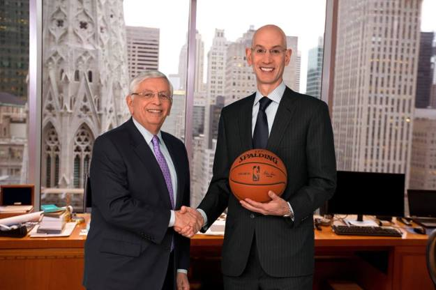 Official: Adam Silver Replaces David Stern As NBA Commissioner