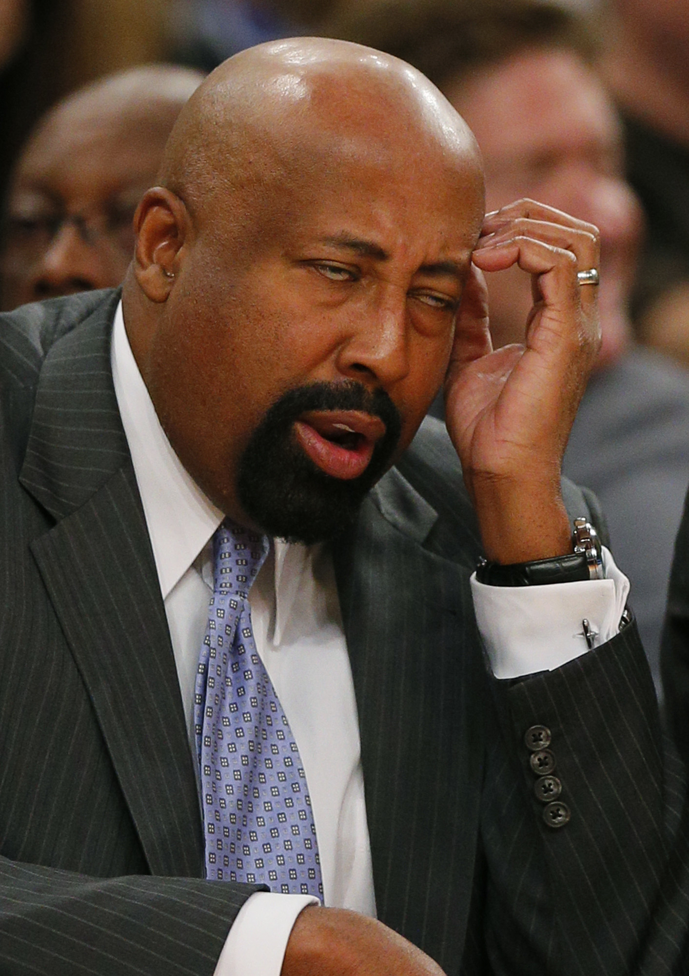 Baffling Infuriating Mike Woodson Related Fact The Day