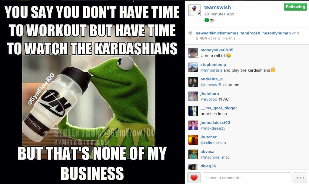 Jr Smith Kermit New York Knicks Memes