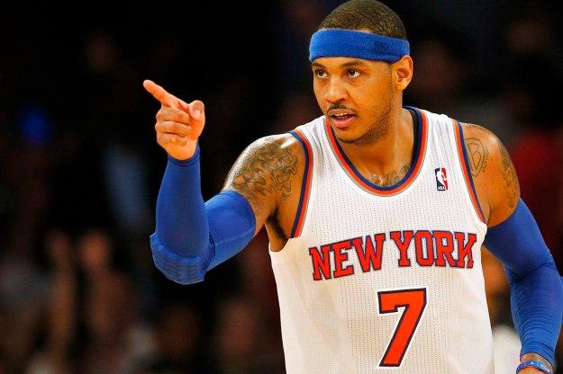 Orlando Magic at New York Knicks