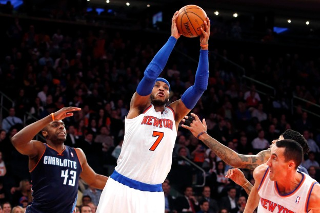 One year ago today, Melo dropped 62 to set a Knicks record. Watch every shot he made that night in the video below!