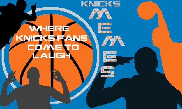 NEW YORK KNICKS MEMES OFFICIAL LOGO