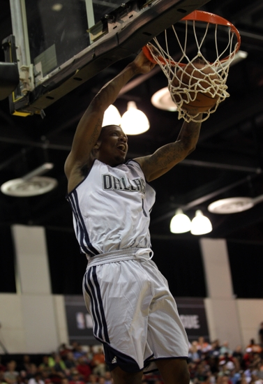 NBA: Summer League-Sacramento Kings vs Dallas Mavericks