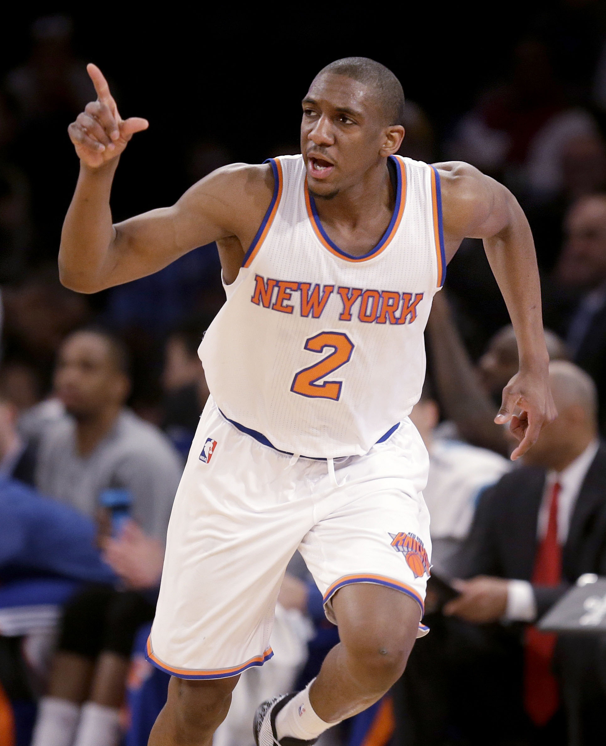 Langston Galloway Named To NBA All-Rookie Team